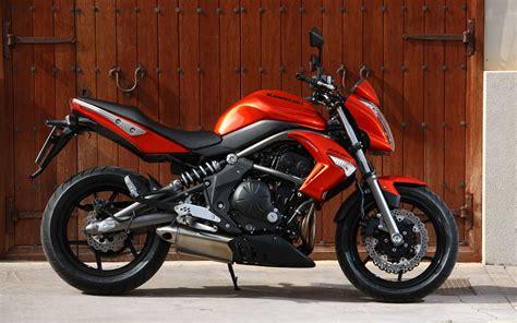 Kawasaki Er6  Review And Photos