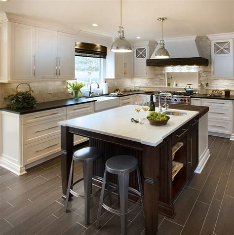 kitchen island stools 5 awesome kitchen styles with modern flair 2014