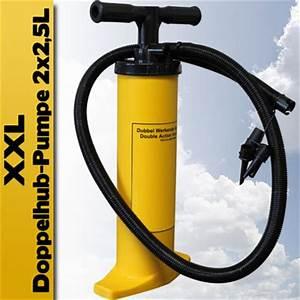 Pumpe Für Luftbett : doppelhubpumpe doppelhub luft luftbett pumpe schlauchboot luftpumpen luftpumpe ebay ~ Orissabook.com Haus und Dekorationen