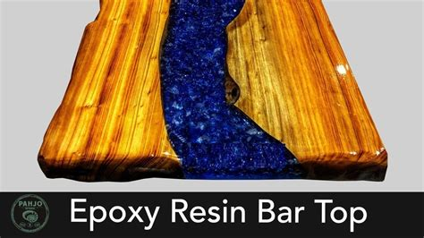 epoxy bar top  reclaimed wood pahjo
