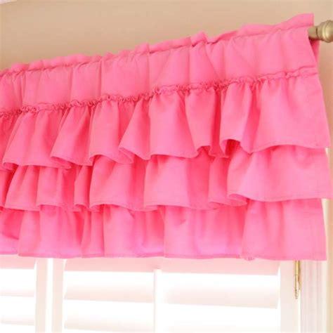 ruffle curtain