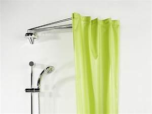 Duschvorhang Halterung Ohne Bohren : duschvorhang fur runde badewanne ~ Michelbontemps.com Haus und Dekorationen