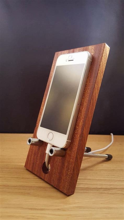 smartphone stand for desk best 25 phone stand ideas on wood phone stand
