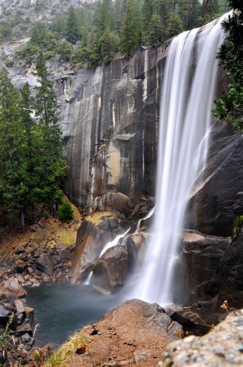 Vernal Falls Yosemite National Park Photorator