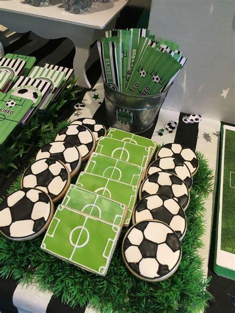 futbol party birthday party ideas   soccer party