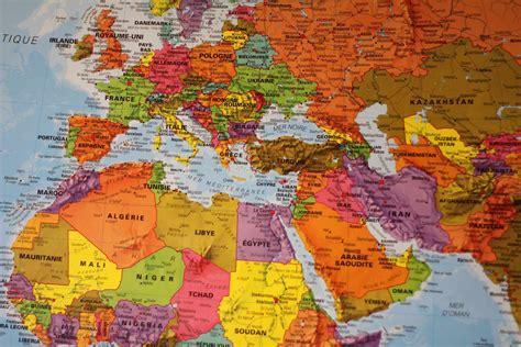 carte du monde murale plastifiee maps international grande carte murale plastifi 233 e le monde en fran 231 ais au 1 20mio