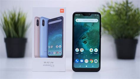 unboxing xiaomi mi a2 lite indonesia youtube