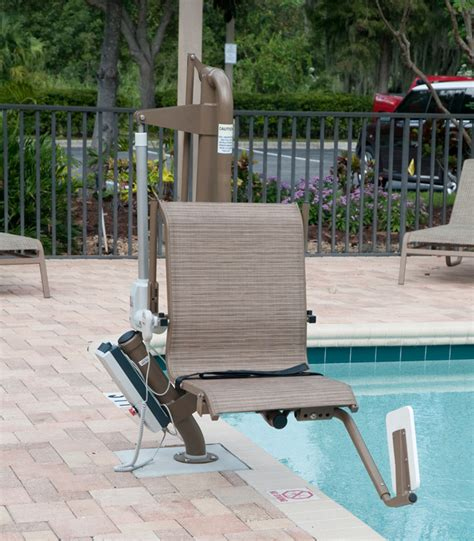 readily achievable pool lift for ada compliance