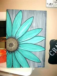 Easy, Canvas, Painting, Ideas, Home, Simple, For, Pottery