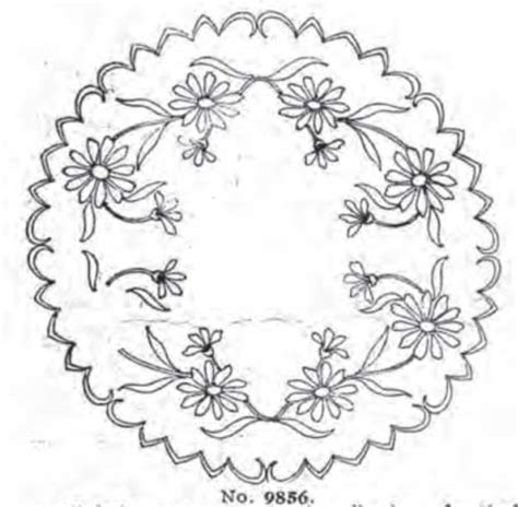 All popular formats for home embroidery machines. Free vintage hand embroidery patterns - Pintangle