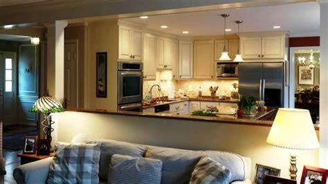 cuisine ouverte refermable comment meubler votre cuisine semi ouverte archzine fr
