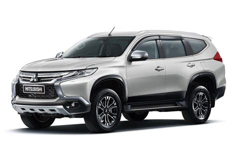 mitsubishi pajero sport 2016 mitsubishi pajero sport picture 638840 truck