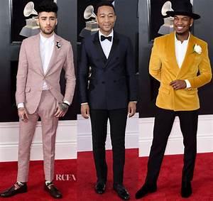 2018 Grammy Awards Menswear Roundup - Red Carpet Fashion Awards