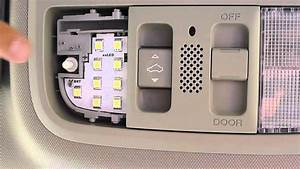 2010 Honda Accord Interior Light Fuse
