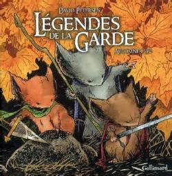 Bodyguard Livre Resume by L 233 Gendes De La Garde Automne 1152 David Petersen Babelio
