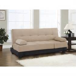 lifestyle solutions serta convertible sofa in harvard khaki schvds3m2kh