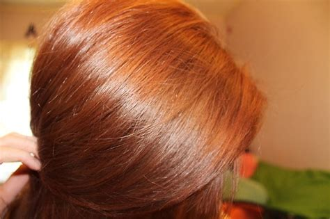 Hair Color Tumblr Revlon Colorsilk Bright Auburn 45