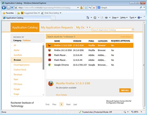 rit its help desk application support information technology services