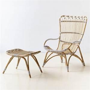 Fauteuil Exterieur Osier : fauteuil sika design en rotin naturel et fibre synth tique ~ Premium-room.com Idées de Décoration