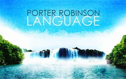 Language Porter Wallpapers Typography Robinson Bushes Electronic