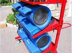 AltoClarke Commercial Grade Carpet Blower Fans 3speed