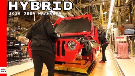 jeep wrangler hybrid youtube