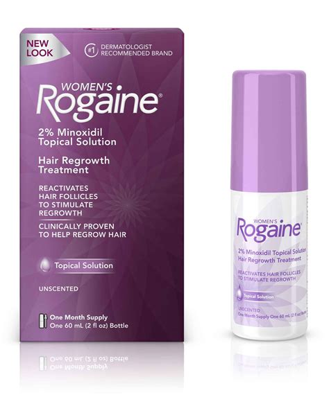 Women's 2% Minoxidil Hair Regrowth Solution