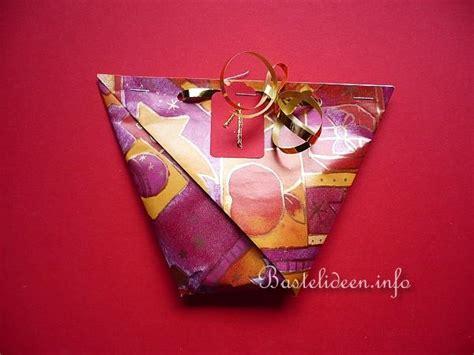 adventsbasteln mit papier adventskalender origami