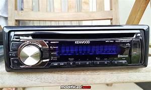 Tape    Head Unit Kenwood Single Din Kdc