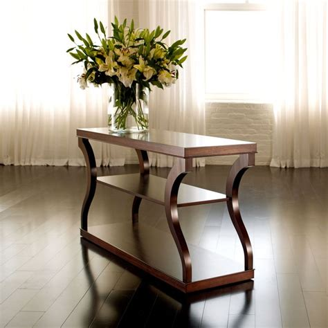 ethan allen sofa table consoles ethan allen and console tables on pinterest