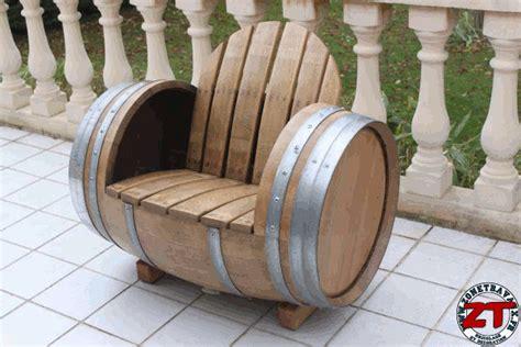 siege tonneau créa fabriquer une chaise barrique 1 2