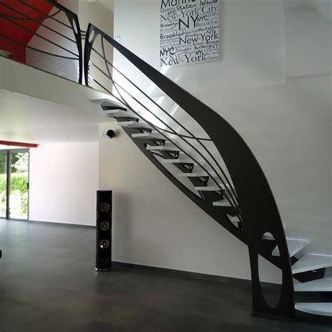 escalier d angle design varela la boutique design