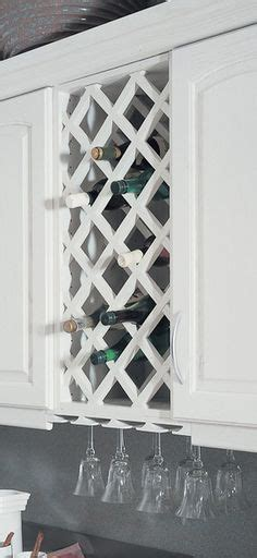 how to refresh kitchen cabinets kitchen cabinet wine rack on 7329