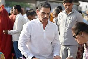 As Exit Poll Results Trickle in, ED Raids Robert Vadra's ...