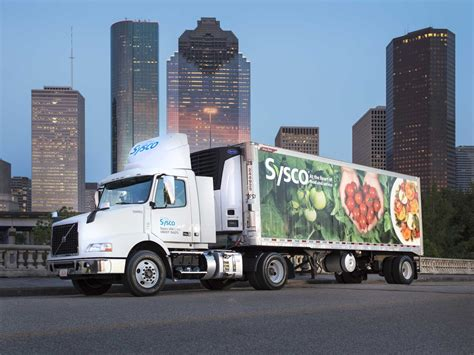 sysco food sales   cost challenges houston
