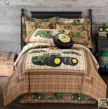 John Deere Bedding For A Farm Themed Bed Cozybeddingsets