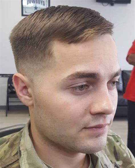 military haircuts   guy  choose