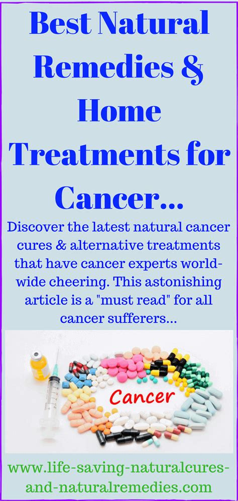 powerful natural cancer cures alternative treatments