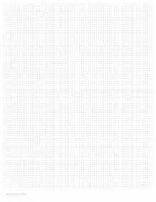 Printable Dot Paper Template 8.5 X 11