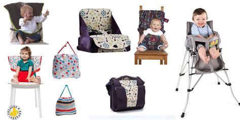 chaise haute à partir de quel age siège bébé nomade comparatif pour bien choisir voyages et enfants