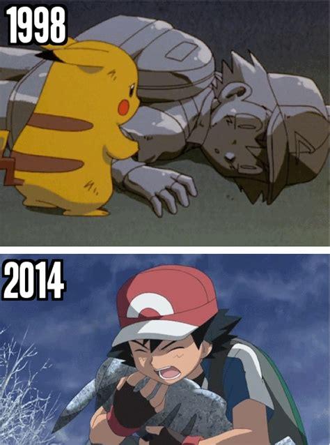Früher War Es Ash Jetzt Pikachu Das Bringt Mich Echt Zum