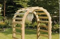 building an arbor 21 Brilliant DIY Backyard Arbor Ideas