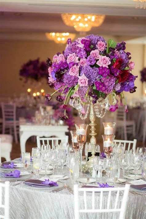 Bezaubernde Diy Hochzeitsdeko Ideen In Der Trendfarbe Lila