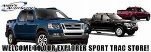 Ford Explorer Sport Trac Exhaust Systems At Andys Auto Sport