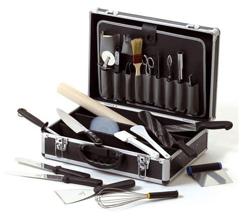 malette couteau cuisine mallette à pâtisserie 25 outils meilleurduchef com