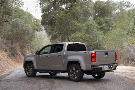 Modifikasi Chevrolet Colorado by Chevrolet Colorado 2017 Terima Mesin V6 Dan Transmisi 8