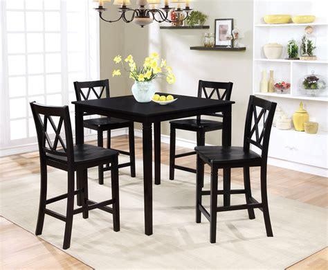 essential home dahlia  piece square table dining set