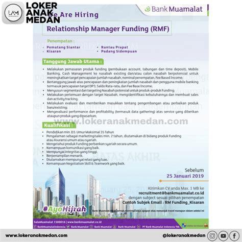 contoh iklan lowongan pekerjaan  bank  ads