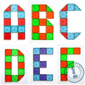 magna tiles alphabet printable cards adventure in a box