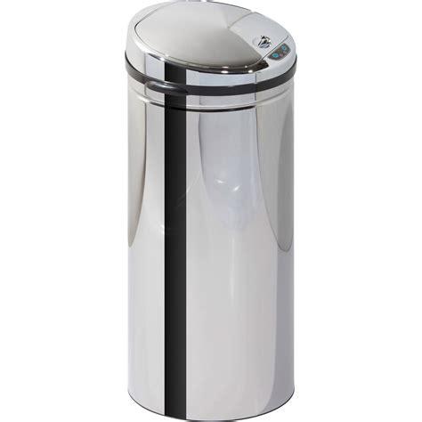 leroy merlin poubelle de cuisine poubelle de cuisine 50 l inox leroy merlin